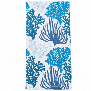 Blue Lagoon Tea Towel