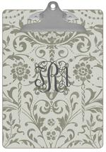 Damask Clipboard