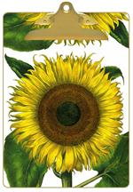 Besler Sunflower Clipboard