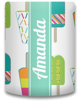 Personalized Popsicle Party Koozie