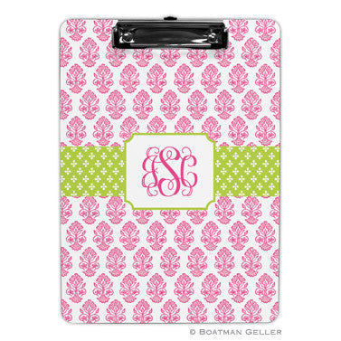 Betti Pink Clipboard