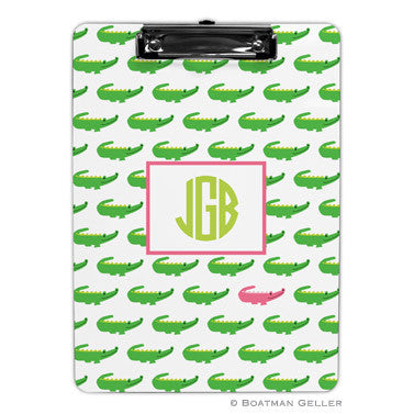 Alligator Repeat Clipboard