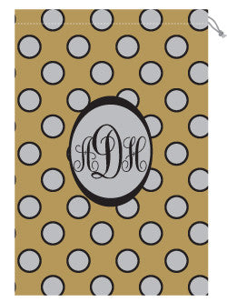 Monogrammed UCF Laundry Bag for Her