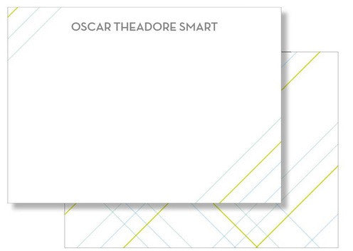 Oscar Mini Flat Note