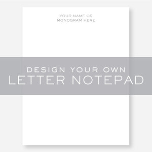 Design Your Own Executive Notepad (Combo Pack)