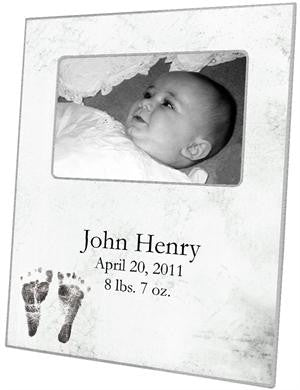 Baby Feet Picture Frame