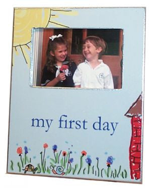 First Day Of School Frame The Monogram Merchant