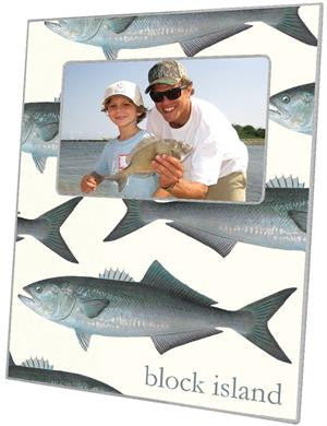 Bluefish Picture Frame