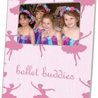 Pink Ballerinas Picture Frame