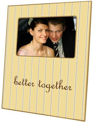 Avery Butter Picture Frame