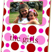 Red Hot Bubble Gum Picture Frame