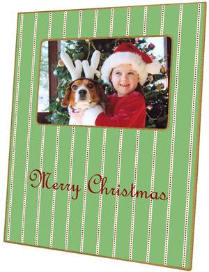 Avery Christmas Picture Frame