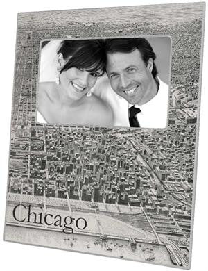 Chicago Picture Frame