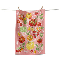 Retro Veggie Dishtowels