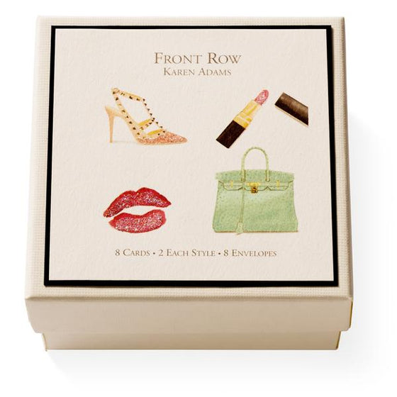Karen Adams Front Row Gift Enclosure Box