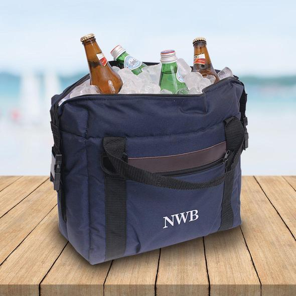 Monogrammed Soft-Sided Cooler