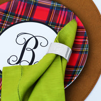 Mad for Plaid & Reversible Placemats