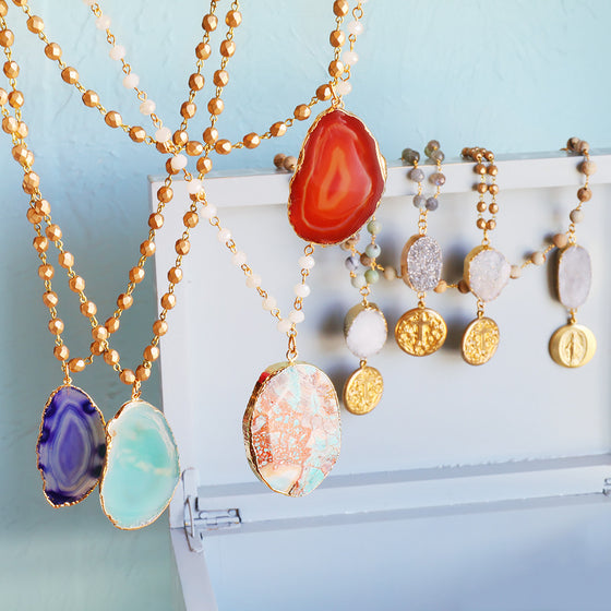 Necklace SALE | 40% off!