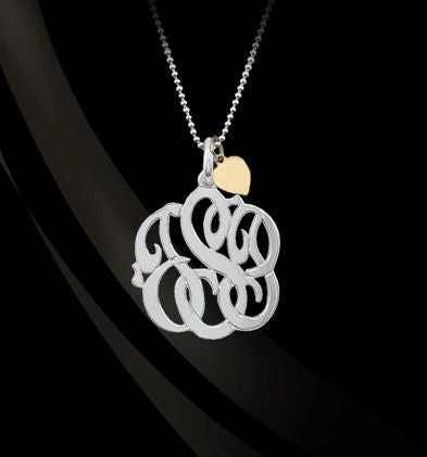 Mommy Monogram Necklace