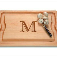 Monogrammed Barbeque Board