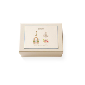 Karen Adams 'At Home' Notecard Box