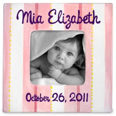Personalized Sweet Baby Picture Frame