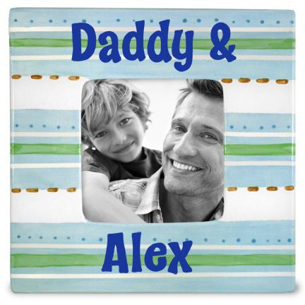 Personalized Daddy Picture Frame