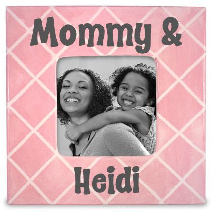 Personalized Mommy Picture Frame
