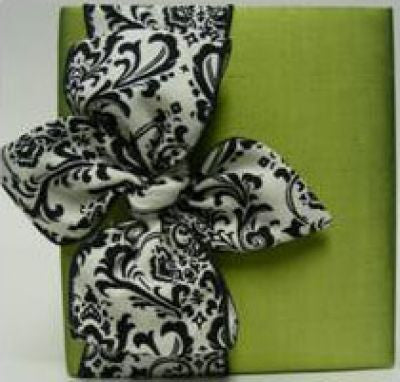 Lime Silk & Damask Album