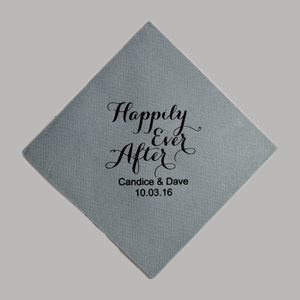 Custom Linun Napkins (Color)