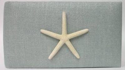 Linen Finger Starfish Photo Album
