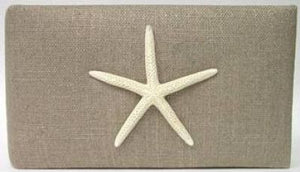 Sand Linen Finger Starfish Album