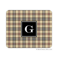 Town Plaid Mouse Pad
