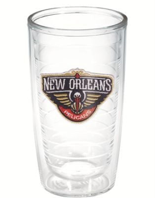 Monogrammed New Orleans Pelicans Tervis Tumbler