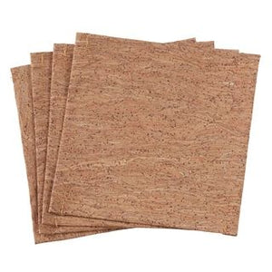 Cork Coasters/Set of 4