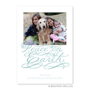 Peace on Earth Photocard