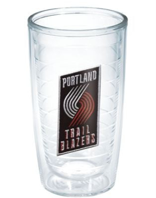 Monogrammed Portland Trail Blazers Tervis Tumbler