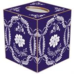 French Provencial (Bold) Tissue Box Covers (Multiple Colors)
