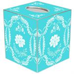 French Provencial (Pastel) Tissue Box Covers (Multiple Colors)