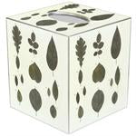 Leaves Tissue Box Covers