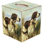 Pointers Tissue Box Cover