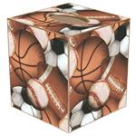 All Sports Tissue Box Cover