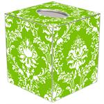 Damask (Bold) Tissue Box Covers (Multiple Colors)