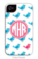 Birdies Repeat Phone Case