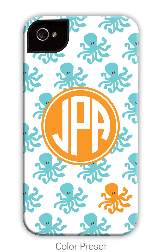 Octopus Repeat Phone Case