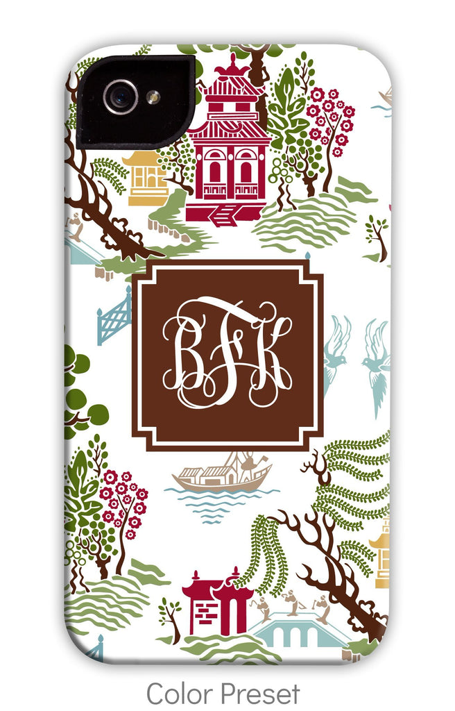 Chinoiserie Autumn Phone Case