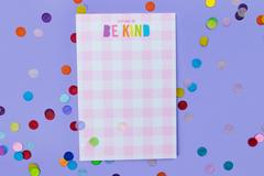 It's Cool to be Kind Notepad