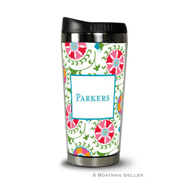 Suzani Travel Tumbler