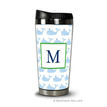 Whale Repeat Travel Tumbler