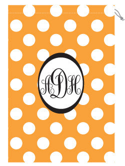 Monogrammed Tennessee Laundry Bag for Her